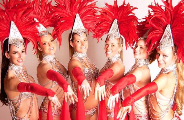 M2 Dancers