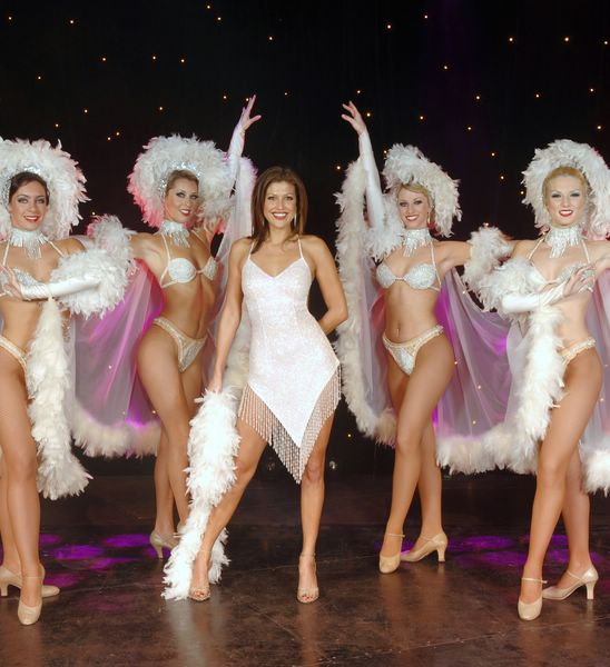 Alisa Gray and the Dreamgirls of Vegas